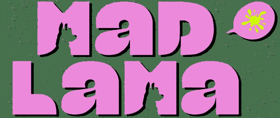 Mad Lama Logo